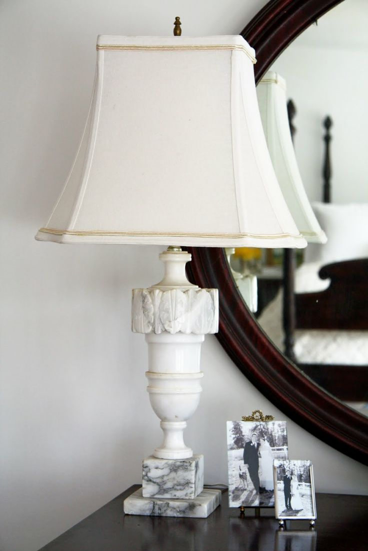 lamps   Country Farmhouse: Marble and Alabaster Lamps