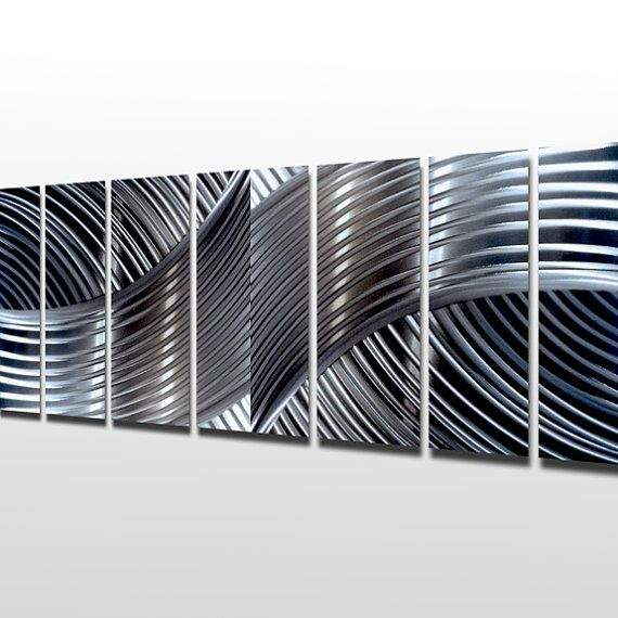 Large Metal Wall Art best 25+ contemporary metal wall art ideas on pinterest