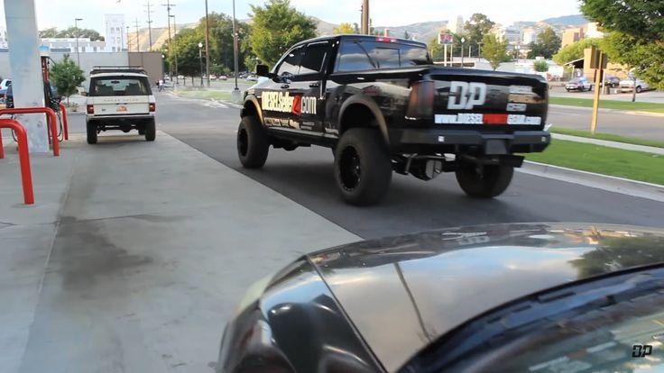 Black lifted Dodge Ram 2500 cummins diesel diesel sellerz diesel brothers