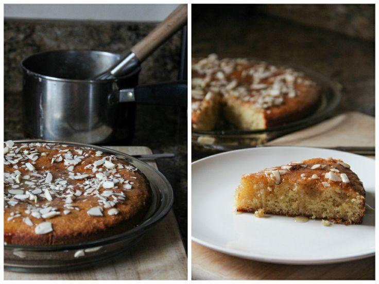 blood orange olive oil cake. | eat.drink.party | Pinterest