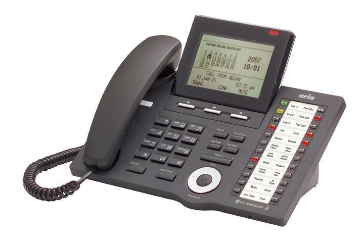Ericsson-LG PABX Systems and Switchboard Systems are fully VOIP Systems. The ARIA-IP-60, ARIA-IP-100 and ARIA-MG 200 PABX Systems offer a wide range of flexible Telephone features.