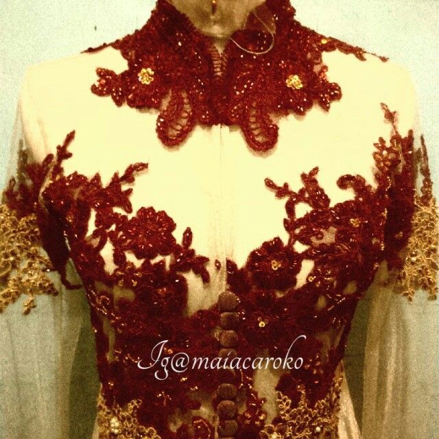 Made By order kebaya  Order By WA +62856 4200 8084