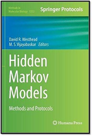 Methods in Molecular Biology Vol.1552 Hidden Markov Models Methods and Protocols | Sách Việt Nam