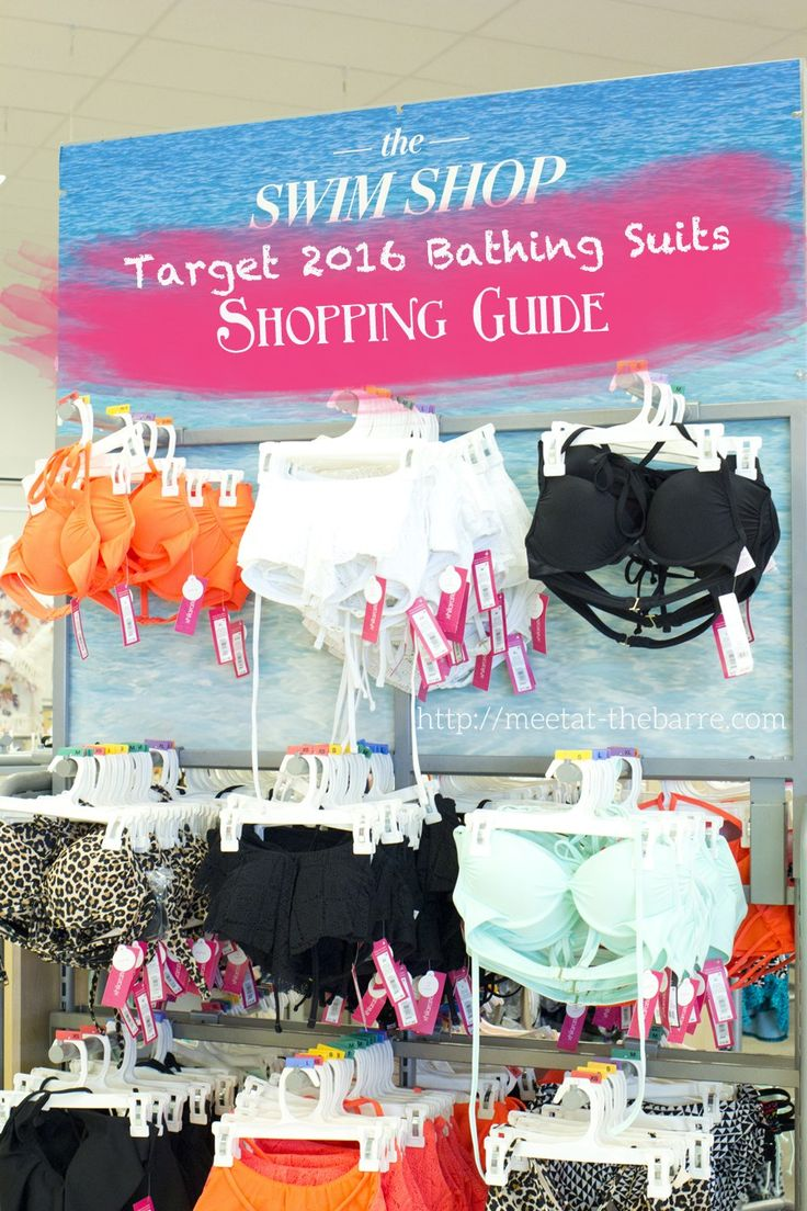 Target Bathing Suits Shopping Guide. The complete Target bathing suit shopping guide that you will need.