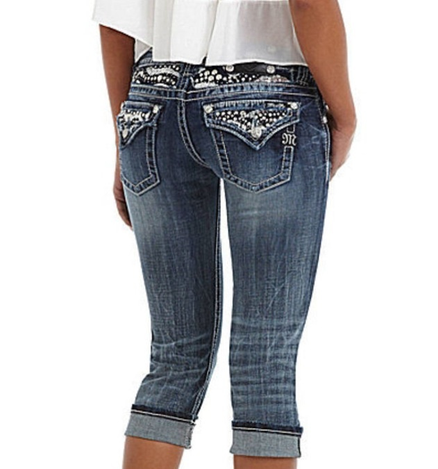 17 Best images about [[Jeans & Capris]] on Pinterest | Hollister ...