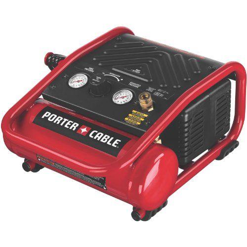 PORTER-CABLE C1010 Heavy-Duty 1-Gallon 135 PSI Max Quiet Trim Compressor PORTER-CABLE,http://www.amazon.com/dp/B00519EUCE/ref=cm_sw_r_pi_dp_8LLSsb1YS39MD0VB