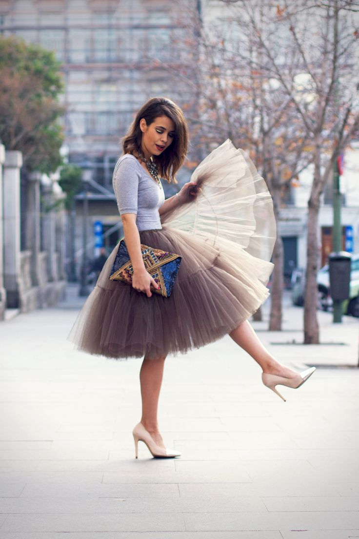 NEW YEAR EVE OUTFIT grown up tutu #style #fashion