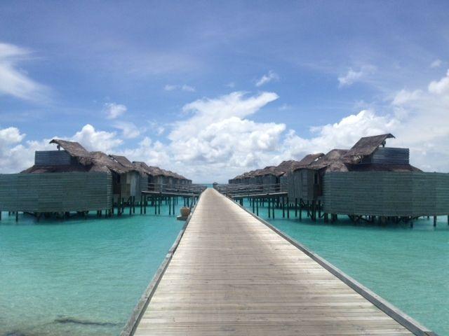 Maldives Six Senses Resort 2