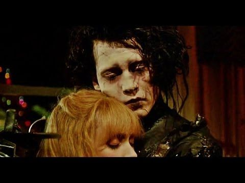 Edward Mãos de Tesoura - Filme Completo Dublado. / Edward Scissorhands - Full Movie Voiced.