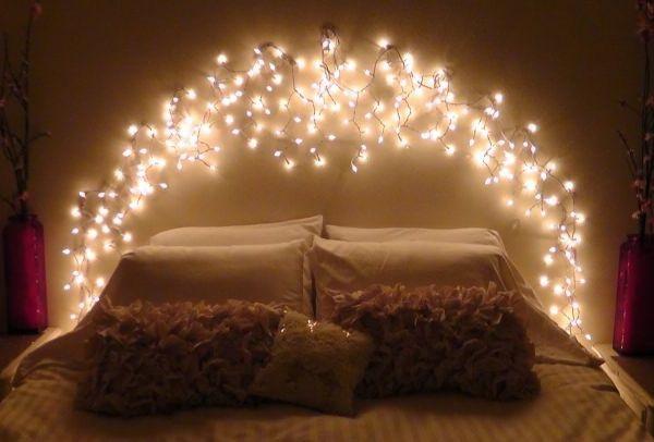 Bett Kopfteil mit originellem Design für ein extravagantes Schlafzimmer - Wohnideen - Dekoration - Wohnzimmer ideen