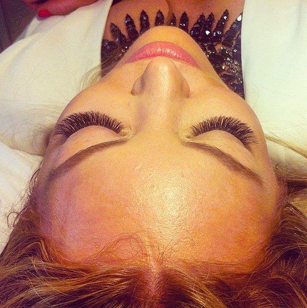 Eyelash Extensions Tips | POPSUGAR Beauty