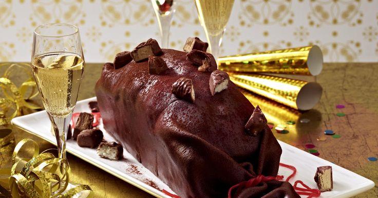 Chocolate Parcel Cake