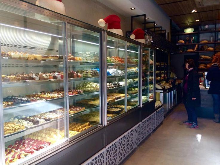 Daily Bakery in Veroia, Greece