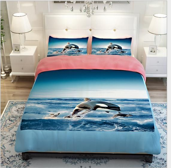 You will love this one: Dolphin Bed Linen... Buy this now or its gone! http://jagmohansabharwal.myshopify.com/products/dolphin-bed-linen-set-wedding-decoration-3d-bedding-set?utm_campaign=social_autopilot&utm_source=pin&utm_medium=pin