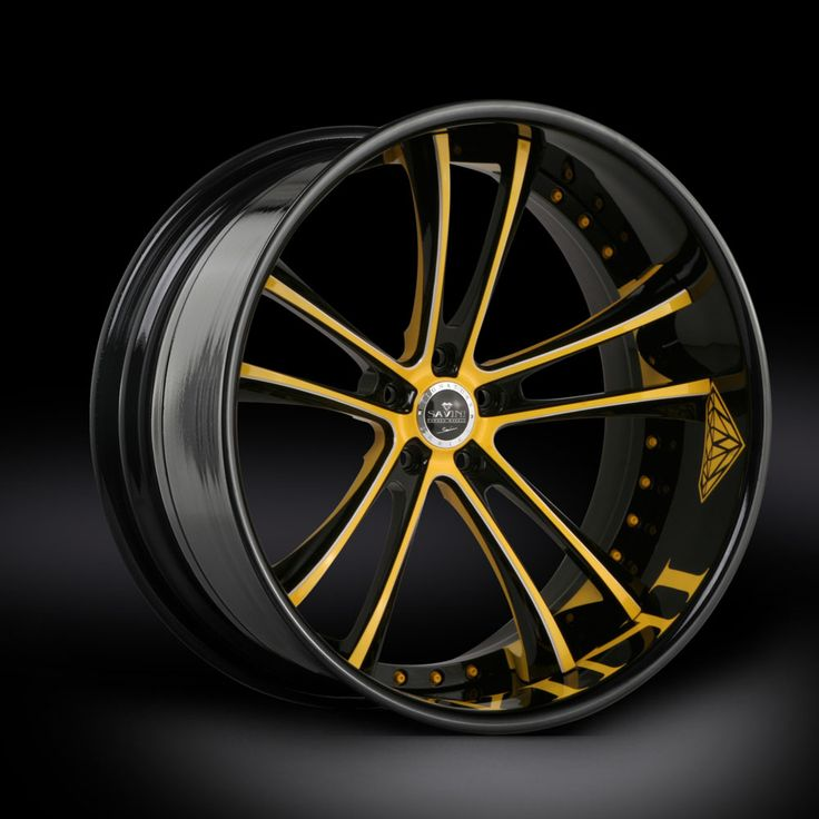 Savini SV43-C XC Wheels