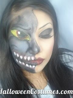 74 best images about HALLOWEEN on Pinterest | Skeleton makeup ...