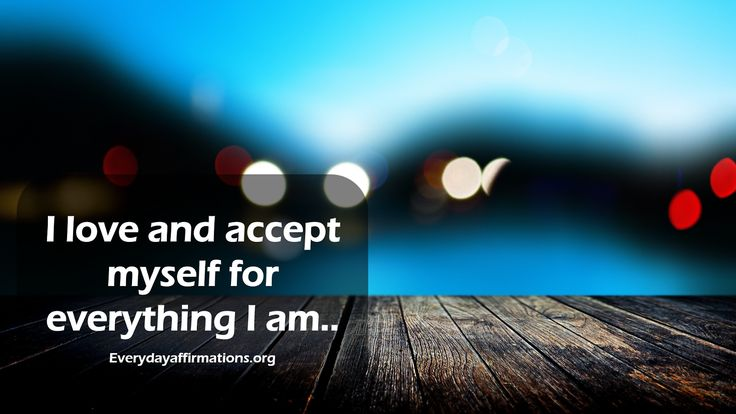 Daily Affirmations 25 September 2016