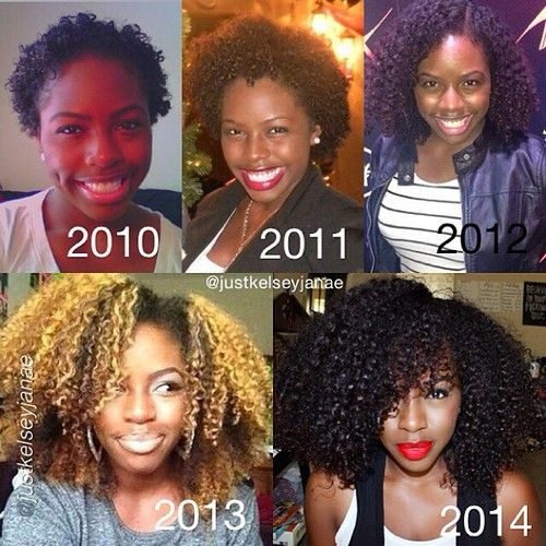I hope my hair journey looks just like this!
