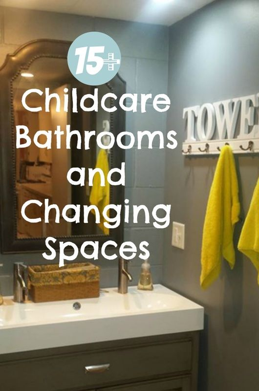 how to change a nappy in a childcare setting