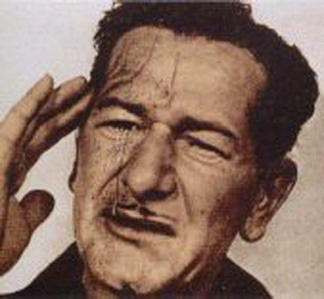 Cluster Headache Sufferer - from