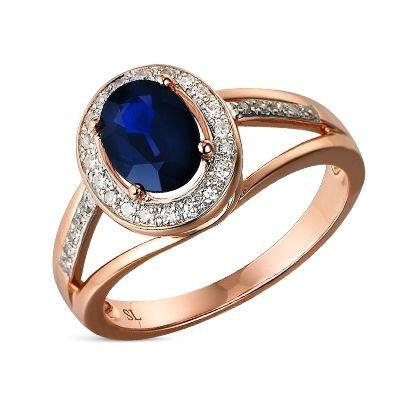 Фото «золотое кольцо с сапфирами и бриллиантами» | In my ...