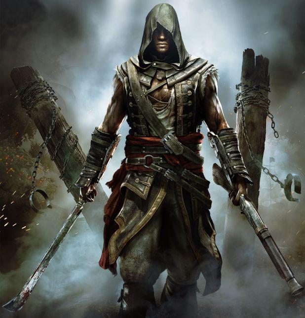 Assassin's Creed IV Black Flag - Freedom Cry - Adewale