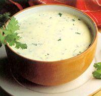 Choko Soup with Rice Recipe (w/ bacon)