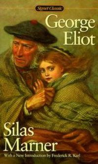 Silas Marner.  This was a half to read in high school, but I enjoyed throughly.  Great story of love over greed.