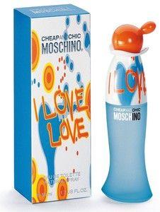 Perfume I Love Love 100ml Moschino Feminino Eau de Toilette