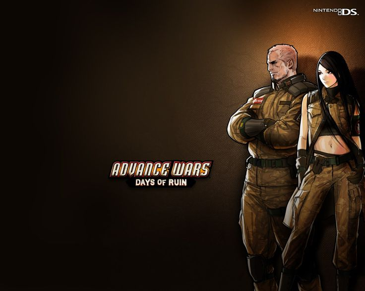 advance wars for large desktop 1280x1024