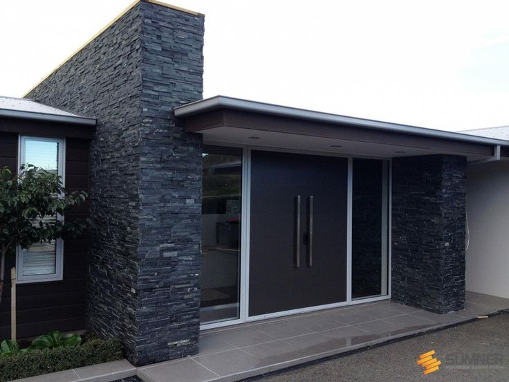 SUMNER Schist veneer panels. The largest selection of local and imported stone cladding options