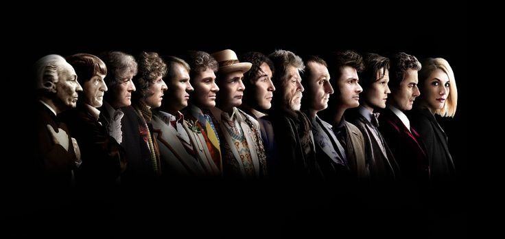 All the Doctors by Inbirdculture. I am so glad to see this! Finally a full thing, with both Thirteen AND the War Doctor!