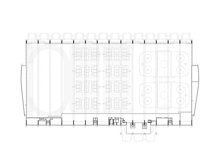Gallery of Richmond Olympic Oval / Cannon Design - 39