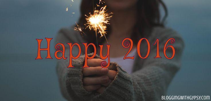 Happy 2016! Where did 2015 go?