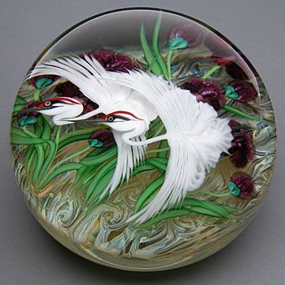 Light Opera - paperweights - art glass, paperweights, vases, kaleidoscopes : art home handmade glass