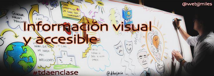 #tdaenclase La información debe ser visual y accesible. #TDA #TDAH