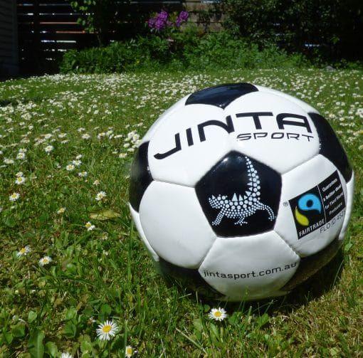 Soccer Ball Fairtrade Certified