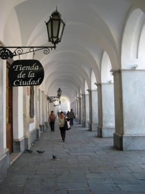 Recova del Cabildo, Ciudad de Cordoba - Argentina