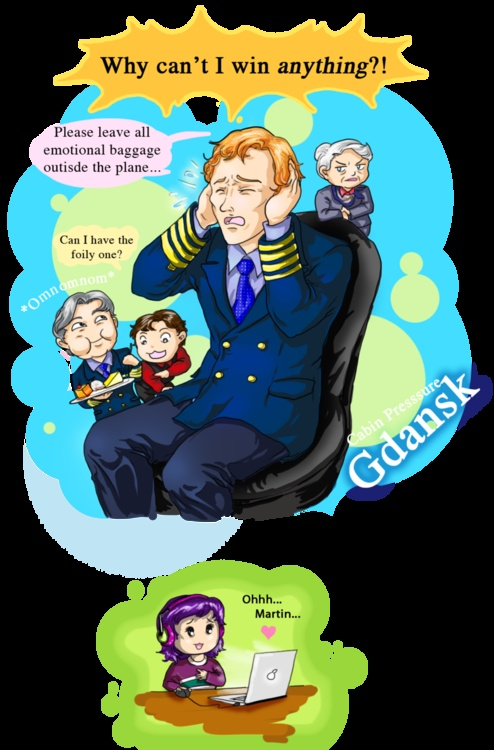 cabin pressure Gdansk: Cabins Pressure, Awesome Cabins