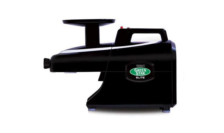 The Tribest Green Star Elite Juicer GSE-5000 now comes in Black. It will complement any kitchen. Read about it at VeggieSensations.com  http://www.veggiesensations.com/products/green-star-elite-juicer-gse-5000