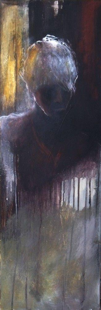 acrylic on canvas.  40 / 80cm