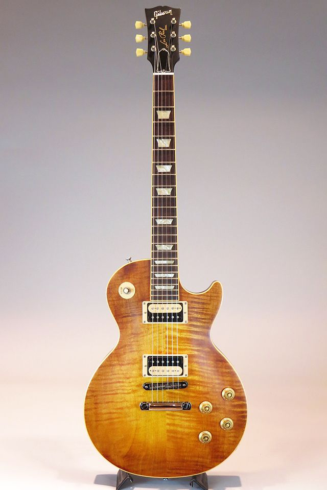 GIBSON[ギブソン] 50's Les Paul Standard Faded/Tobacco Burst 2008|詳細写真