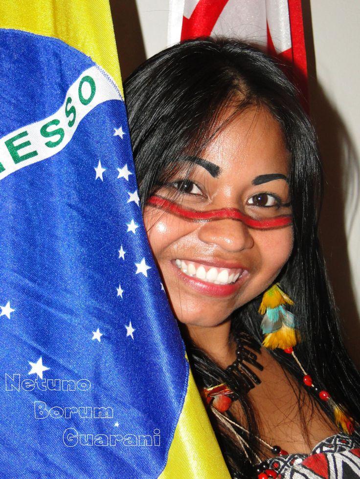 Photo We'e'ena par Netuno Borum Krekmum (Guarani) on 500px