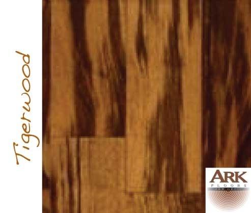 Tigerwood Prefinished Engineered Hardwood Floors By ARK Floors. Finish  Shown: CLEAR Www.shop4floors