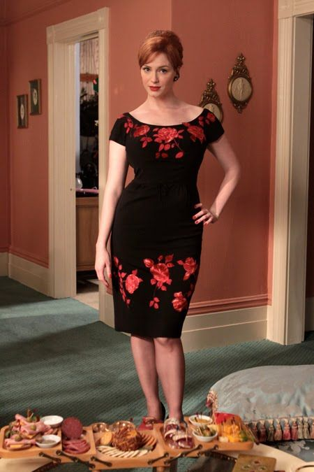 Mad Style: Joan Holloway, S3 Part 1 | The Tom & Lorenzo Archives: 2006 -2011