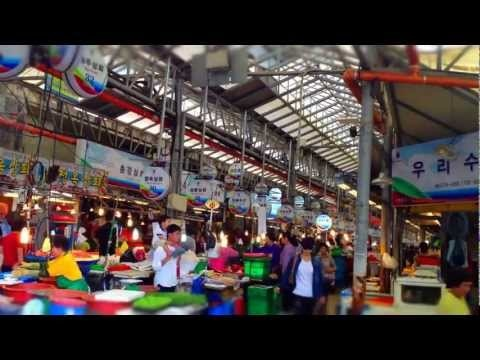 [TimeLapse : Dong-mun Market Place, Jeju | 타임랩스 : 제주동문시장] 추석을 앞둔 제주동문시장의 모습을 타임랩스로 담아봤습니다.