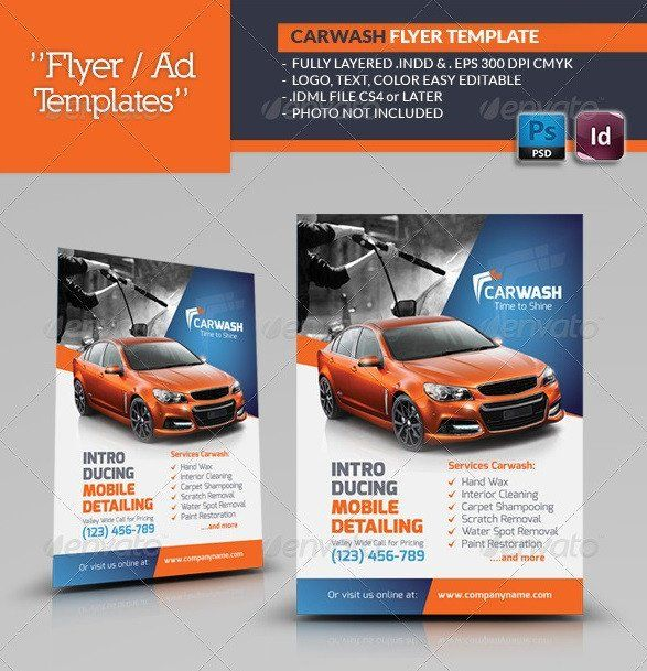 Auto Detailing Flyer Template Fantastic Indesign Flyer Templates 56pixels Flyer Template Flyer Event Flyer Templates