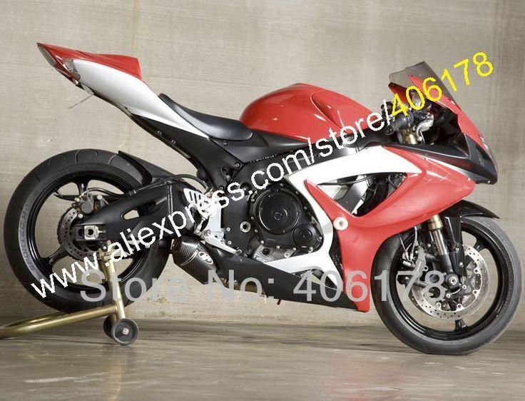 469.00$  Watch now - http://alim4h.shopchina.info/go.php?t=1745270076 - Hot Sales,For SUZUKI GSXR 600 750 K6 2006 2007 GSXR750 GSXR600 GSX-R600 GSX-R750 Red white black Fairing (Injection molding)  #magazineonlinewebsite