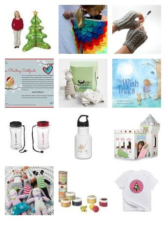 The 2013 Best Green Christmas Gifts.