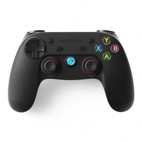 Comprar gamepad GameSir G3s Enhanced Edition en tienda Vayava al mejor precio. Color negro. Envío en 2-3 días laborables y garantía española. ¡No esperes más!